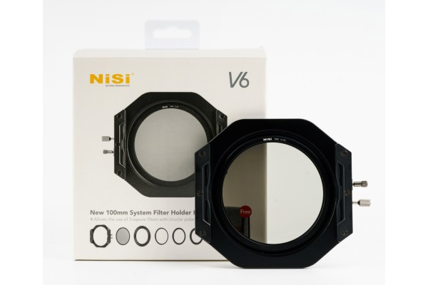 NiSi Filter Holder Kit V6 100mm System